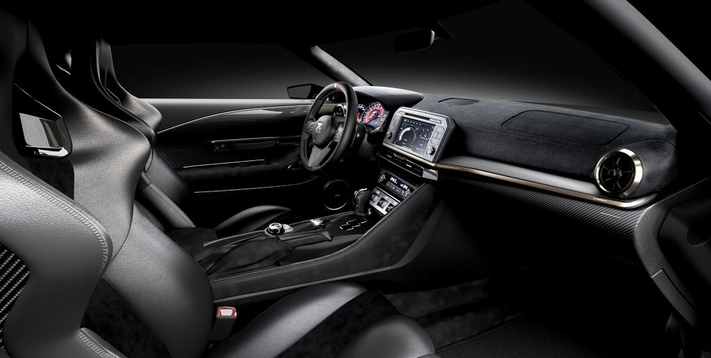 Nissan GT-R50 Production Version - Interior Image 2-source